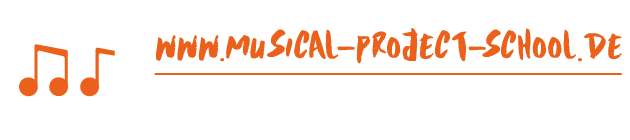 Musical Project School Retina Logo
