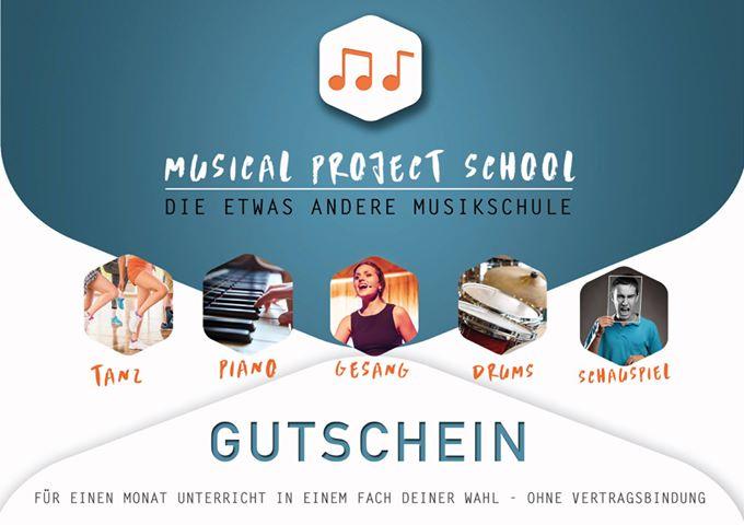 """Special: """"MPS"""" Gutschein"""